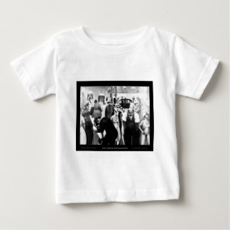 """Harlem Renaissance Art - """"Black Belt"""" Baby T-Shirt"""