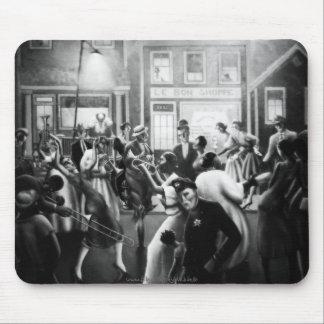 "Harlem Renaissance Art - ""Getting Religion"" Mouse Pad"