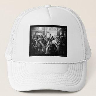 "Harlem Renaissance Art - ""Getting Religion"" Trucker Hat"