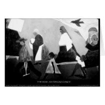 Harlem Renaissance Art - The Migration Series Card