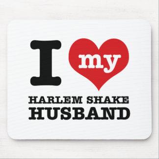 Harlem Shake dance husband Mouse Pad