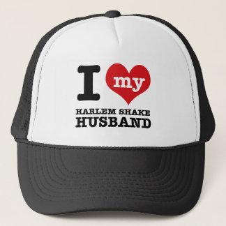 Harlem Shake dance husband Trucker Hat