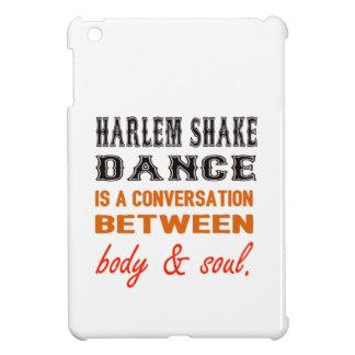 Harlem Shake dance is a conversation between body iPad Mini Covers