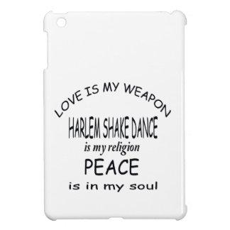 Harlem Shake dance is my religion Case For The iPad Mini