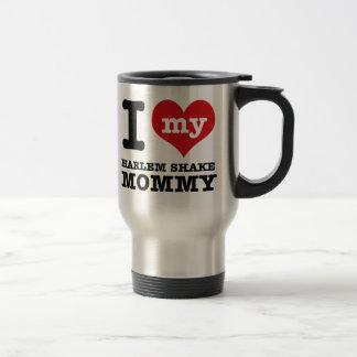 harlem Shake dance Mom designs Travel Mug