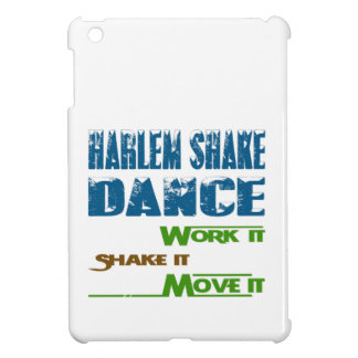 Harlem Shake dance Work It Shake It Move It Case For The iPad Mini