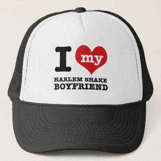 Harlem Shake Design Trucker Hat