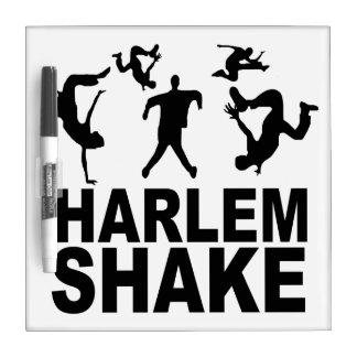 HARLEM SHAKE DRY ERASE BOARD