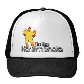 Harlem Shake Internet Meme Mesh Hats
