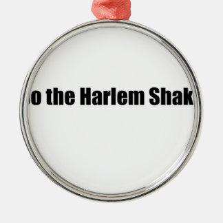Harlem Shake! Metal Ornament