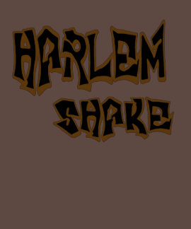 HARLEM SHAKE SHIRT