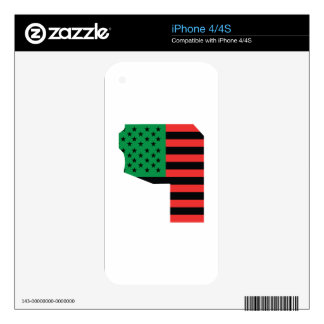 Harlem Skin For The iPhone 4