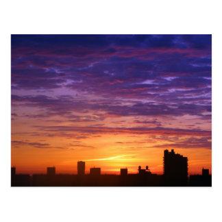 Harlem Sunrise Postcard