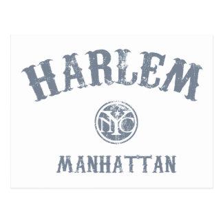 Harlem Tarjeta Postal
