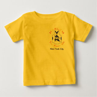Harlem TKD Baby T-shirt