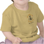 Harlem TKD Baby T Shirts