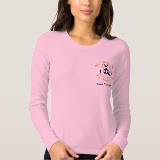 Harlem TKD Ladies L/s T Shirt