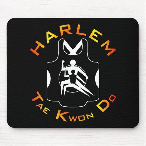 Harlem TKD Mouse Pad