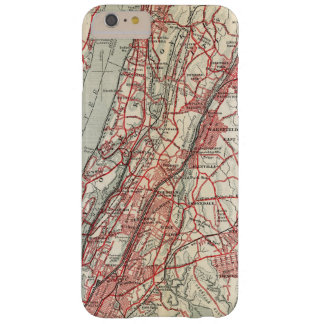 Harlem, Yonkers, Pelham Manor, New York Barely There iPhone 6 Plus Case