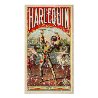 Harlequin - apenado impresiones