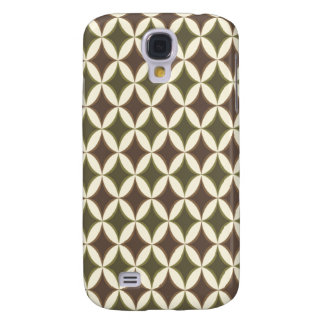 Harlequin Argyle Earth Samsung Galaxy S4 Cover
