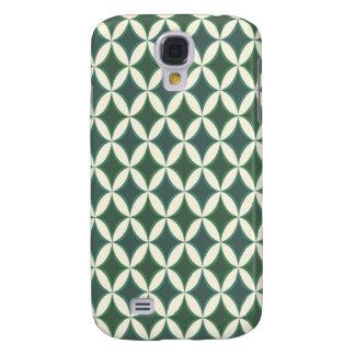 Harlequin Argyle Ocean Samsung Galaxy S4 Cases