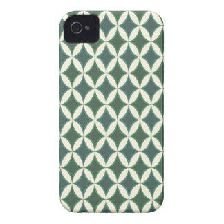 Harlequin Argyle Ocean Case-Mate iPhone 4 Case
