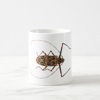 Harlequin Beetle Acrocinus Longimanus Coffee Mug