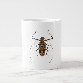 Harlequin Beetle Acrocinus Longimanus Large Coffee Mug
