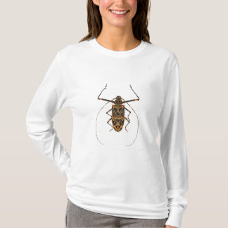 Harlequin Beetle Acrocinus Longimanus T-Shirt