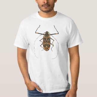 Harlequin Beetle Acrocinus Longimanus Tee Shirt