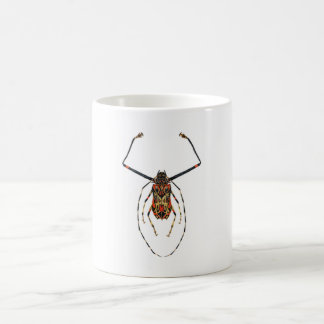 Harlequin Beetle Coffee Mug
