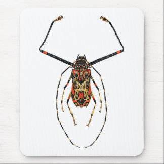 Harlequin Beetle Mouse Pad