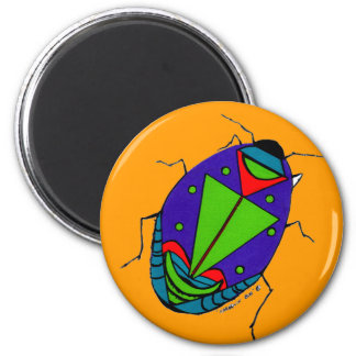Harlequin Bug Magnet