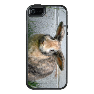 Harlequin Bunny OtterBox iPhone 5/5s/SE Case