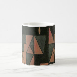 Harlequin by Juan Gris, Vintage Cubism Art Coffee Mug