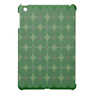 Harlequin Concentris Fir Cover For The iPad Mini