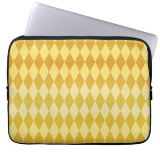 Harlequin Diamond Pattern Laptop Sleeve