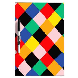 Harlequin Dry-Erase Board
