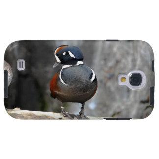 Harlequin Duck Galaxy S4 Case