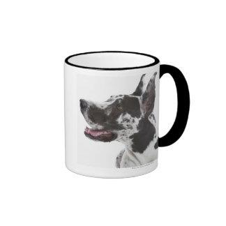 Harlequin Great Dane Coffee Mug