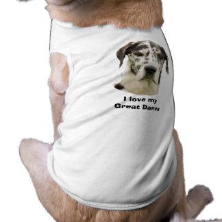 Harlequin Great Dane photo Dog Clothes