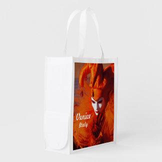 Harlequin hermoso bolsas para la compra