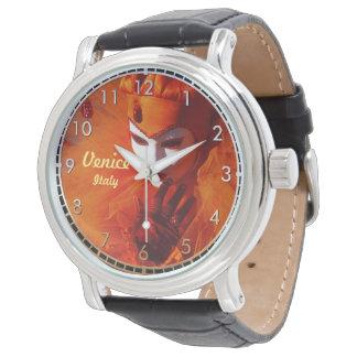 Harlequin hermoso relojes de pulsera
