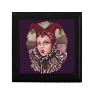 Harlequin Jester Gift Boxes