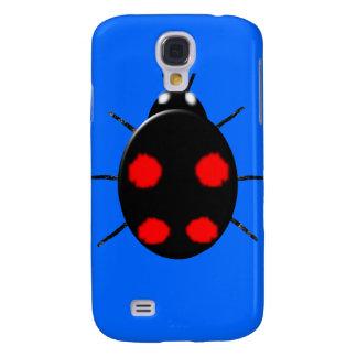 Harlequin Ladybird  Samsung Galaxy S4 Case