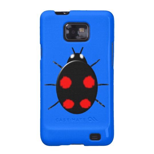 Harlequin Ladybird Samsung Galaxy S Case