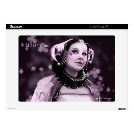 Harlequin - Laptop Skin