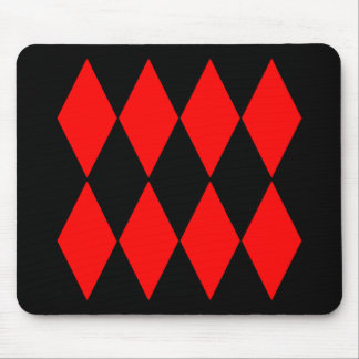 Harlequin Mouse Pad