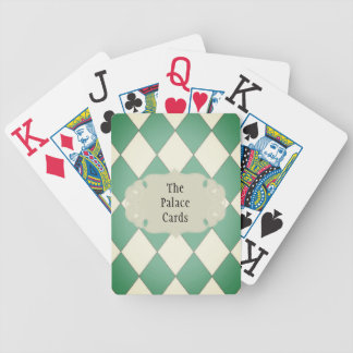 Harlequin_Palace-Cards-Template_Royal Teal* Bicycle Playing Cards